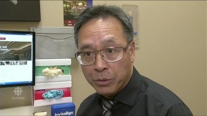 Dr. Ben Fong CBC interview for Pro Bono Dental Dental